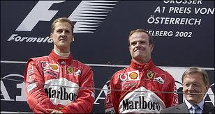 schumacher and rubens