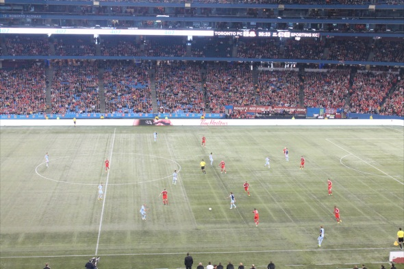 TFC vs KC